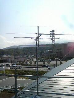 アンテナ設置